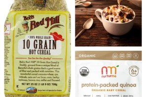 3 healthy hot cereals and breakfast ideas that go way beyond oatmeal
