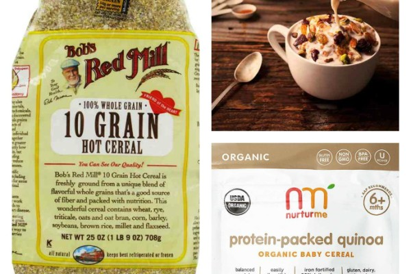 Healthy hot cereal brands and hot cereal recipes | Cool Mom Picks