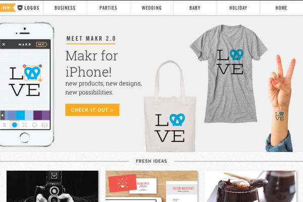 Makr app for iPad | review on coolmompicks.com