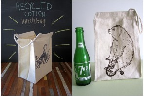 Bringing lunch to school just got cooler with these quirky reusable lunch bags