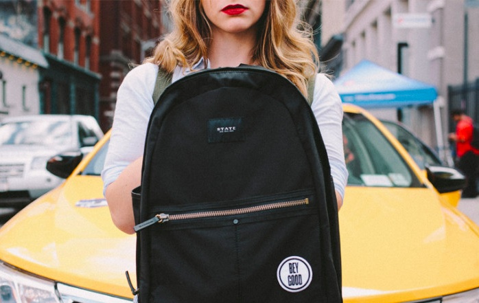 Beyonce-approved backpacks that give back: We're crazy in love.