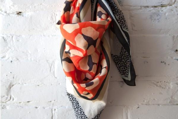 Women's scarves by No Ocean