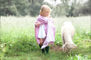 Aden + Anais' new Pure Merino Muslin collection: Sleep never felt so good.