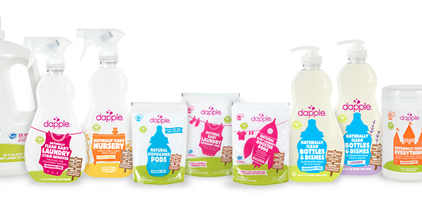 Dapple Baby Natural Cleaning Products