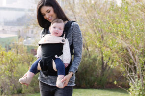 The Ergobaby 360 carrier brings in even more Ergo fans. And we're not surprised at all.