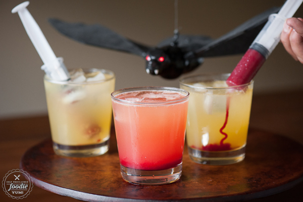 Halloween cocktail recipes: Vampire Cocktails | Self Proclaimed Foodie