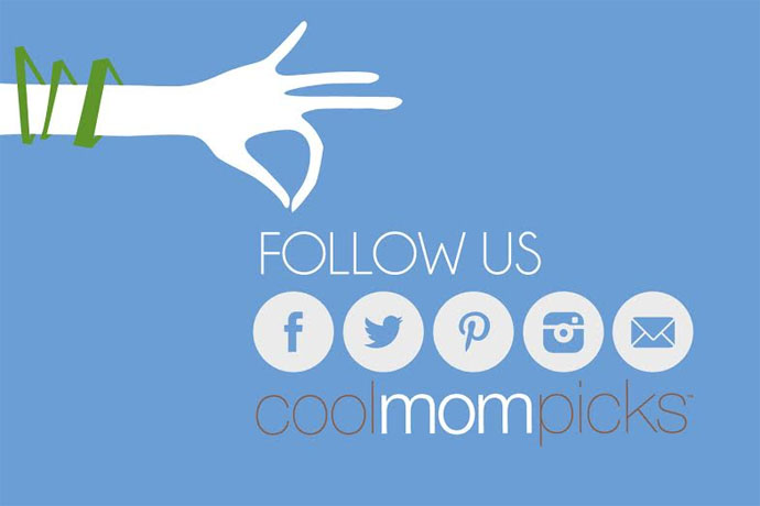 Cool Moms: Everywhere, all the time, getting social. Here's where to find us!