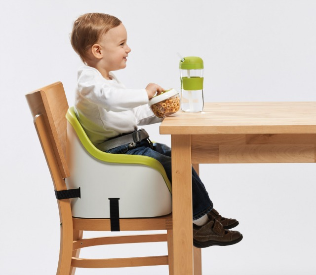 OXO Tot introduces two on-the-go toddler seats with very different purposes