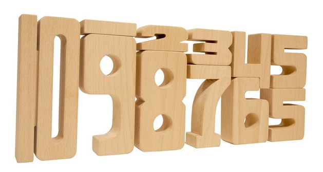 How fun are these number blocks? Let us count the ways…