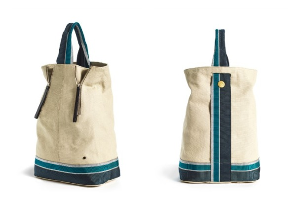 State Bags' Ashton versatile canvas tote and backpack