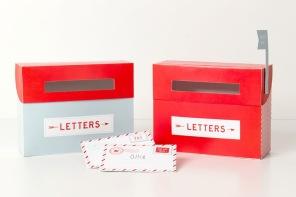 You've got very cute mail