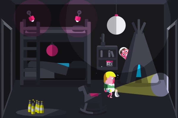 Toca Boca Halloween App for Kids
