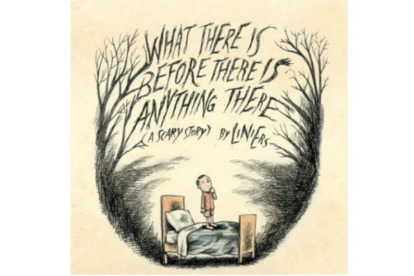 What There Is Before There Is Anything There by Liniers | A scary story for Halloween