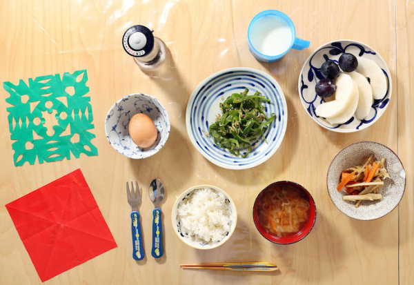 Breakfasts around the world in New York Times