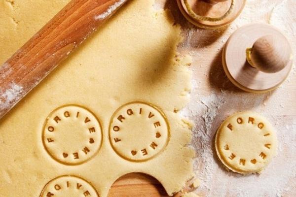 Customizable Cookie Stamper - Fancy