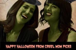 Happy Halloween, cool parents!