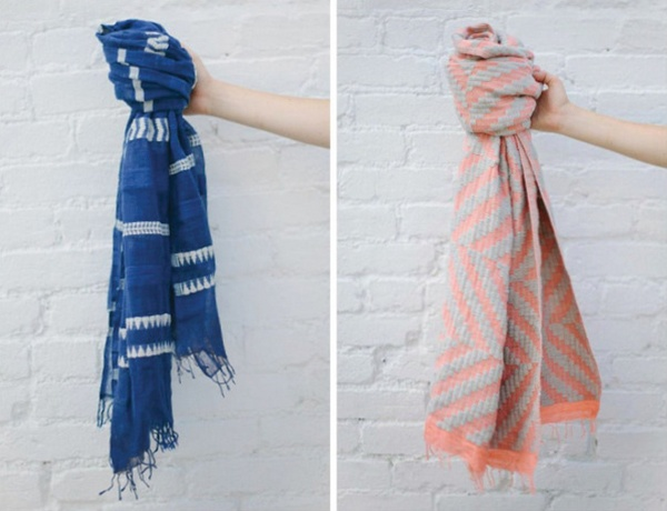 New fashionABLE scarves for fall 2014