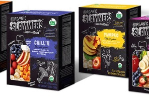 Organic Slammers are a slam dunk. Yeah, I went there. (Sorry.)