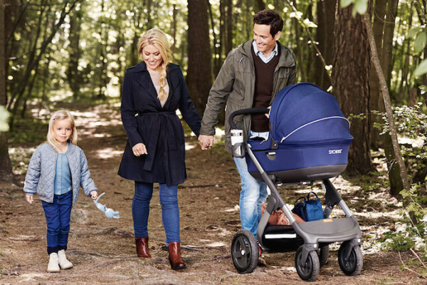 Stokke Trailz all-terrain stroller