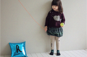 A new line of cute, trendy kids' clothes from Korea by way of London