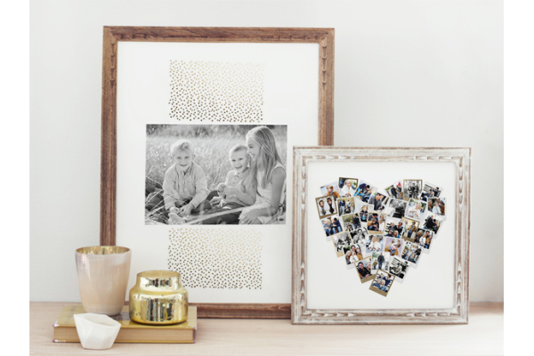 So many gorgeous custom photo gifts for the holidays at Minted.com