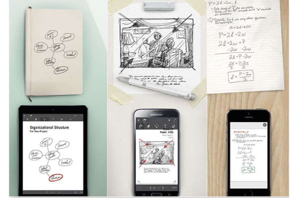 Great holiday tech gift! The Equil Smartpen 2 digitizes your handwriting