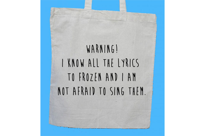 10 funny reusable grocery bags: Because even eco-crusaders have a sense of humor