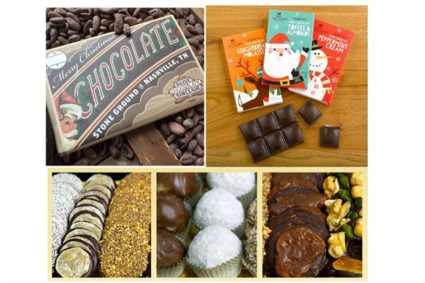 Small Business Saturday Chocolate Gifts on Cool Mom Picks