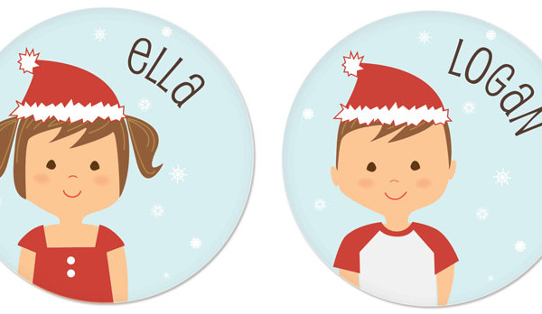 Personalized-christmas-plates-for-kids-cool-mom-picks1