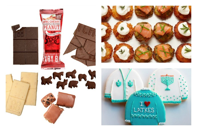 Edible gifts for Hanukkah: 9 tasty treats to order for all, big and small.
