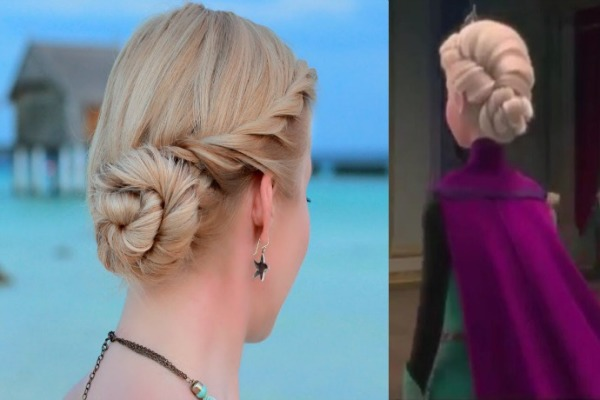 Best YouTube Hair tutorials for girls: Elsa coronation hairstyle is easier than you think