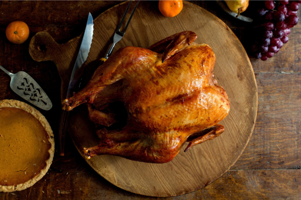 How to cook a turkey: Simple Roast Turkey recipe at New York Times
