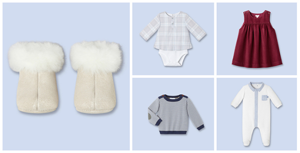 Luxury holiday gifts for kids and babies from Jacadi | with an exclusive discount code