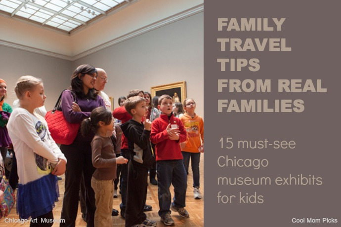 Kid-friendly Chicago activities: The best museum exhibits for kids
