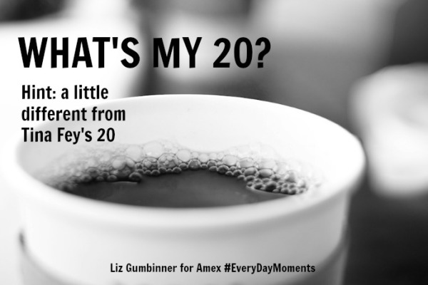 What's My 20? | Amex #EveryDayMoments