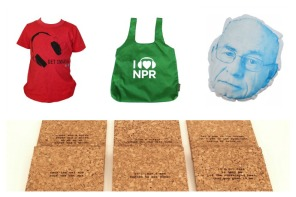 Wait wait, don't tell me: Awesome gifts from NPR