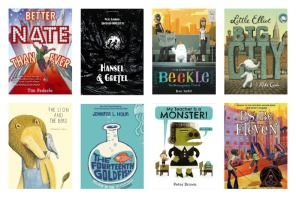 2014 Best Books for Kids: All the lists, in one place.
