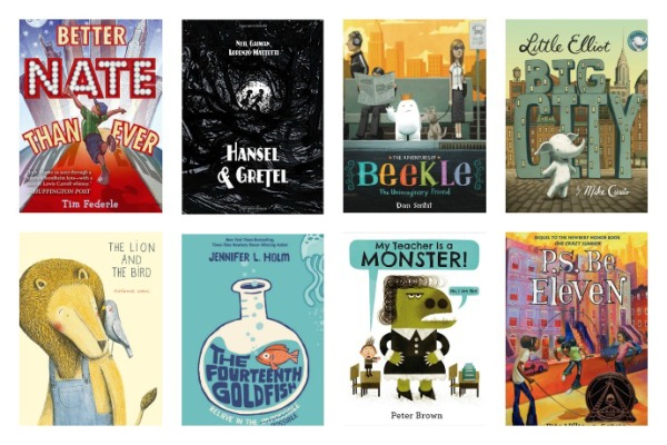 The 2014 Best Kids Books roundup--all the awards and best-of lists in one place.