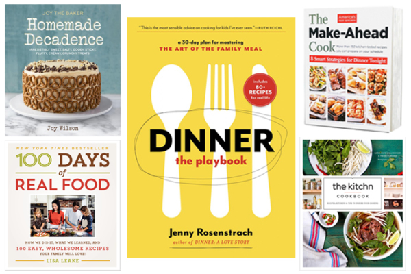 Best cookbooks for families 2014 | Cool Mom Picks