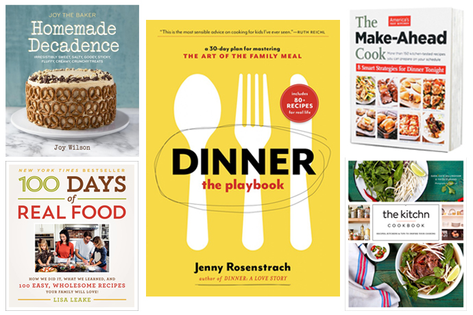 The best cookbooks for families: Editors' Best of 2014