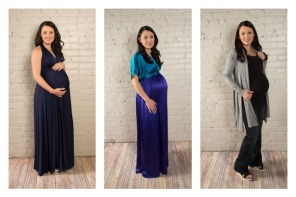 Rental maternity clothes: the genius way to look good at holiday parties
