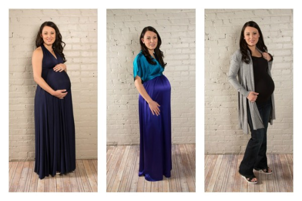 You'll have plenty of holiday party options with Borrow for your Bump rental maternity clothes