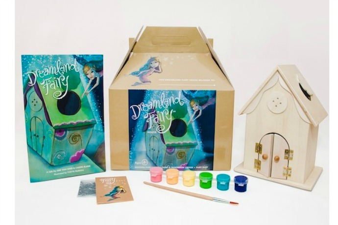 A gift for kids who believe fairies are real. Aren't they?