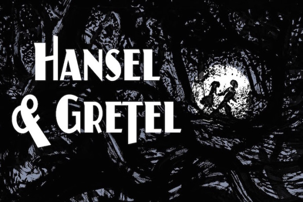 Hansel and Gretel, by Neil Gaiman and Lorenzo Mattotti