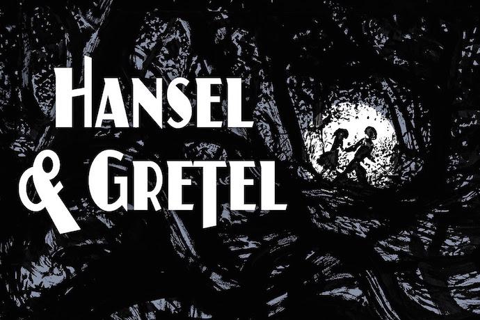 Hansel and Gretel, by Neil Gaiman and Lorenzo Mattotti