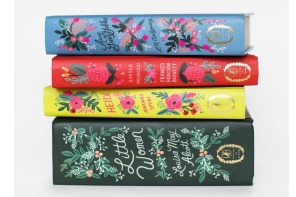 Classic books for kids: Rifle Paper Co's In Bloom Book Collection