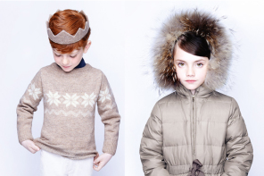 Up to 50% off the most gorgeous clothes to get our kids through winter. We'll take it!