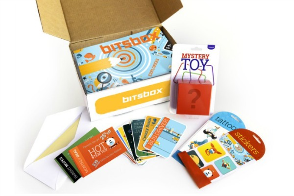 Bitsbox monthly subscription box -- and more cool tech picks!