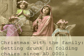 15 hilariously funny Christmas cards you may need some cajones to send