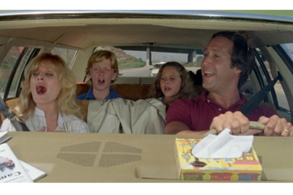 National Lampoon's Vacation: What not to do on a road trip